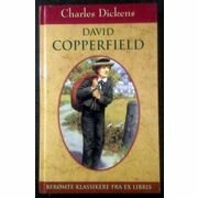 Dickens, Charles: DAVID COPPERFIELD - brukt bok