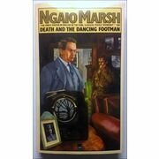 Marsh, Ngaio: DEATH AND THE DANCING FOOTMAN - brukt bok
