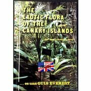 The Exotic Flora of the Canary Islands - brukt bok
