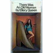 Queen, Ellery: There Was An Old Woman - brukt bok